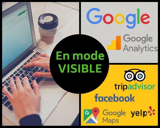 Soyez visible sur les réseaux sociaux